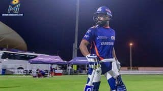 IPL 2020, DC vs MI: Injured Rohit Sharma Will Not Feature in The Playoffs And Remainder of The League
